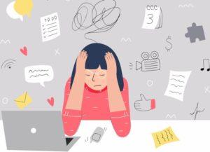 Work on those stress levels